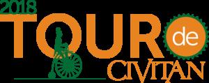 logo of tour de civitan fundraising bike tour