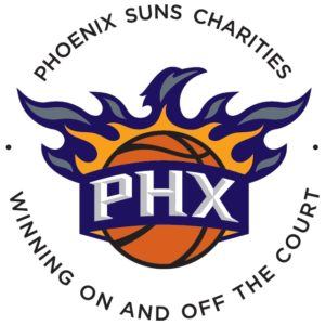 Phoenix Suns Charities logo