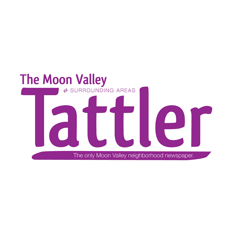 The logo of Moon Valley Tattler