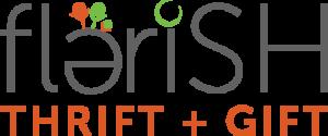 Flerish Thrift & Gift Logo